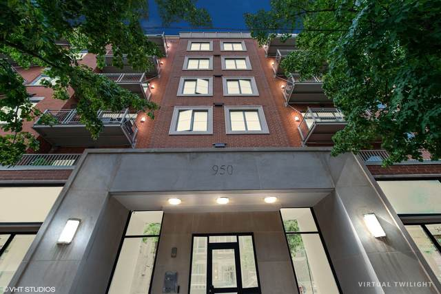 950 W Huron Street #207, Chicago, IL 60642 (MLS #11251133) :: Carolyn and Hillary Homes