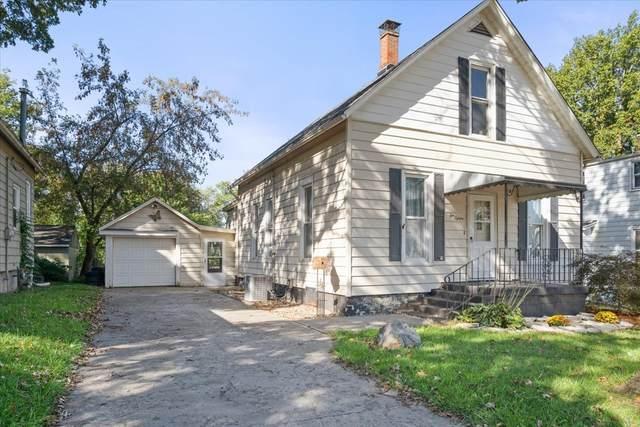 615 S Clinton Street, Bloomington, IL 61701 (MLS #11251137) :: John Lyons Real Estate