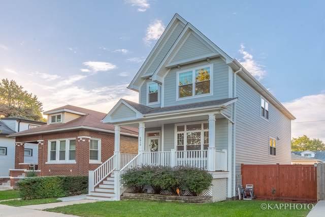 5813 W Warwick Avenue, Chicago, IL 60634 (MLS #11251154) :: Carolyn and Hillary Homes
