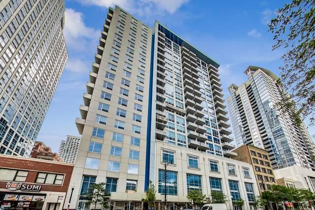 1305 S Michigan Avenue #1208, Chicago, IL 60605 (MLS #11251159) :: Touchstone Group