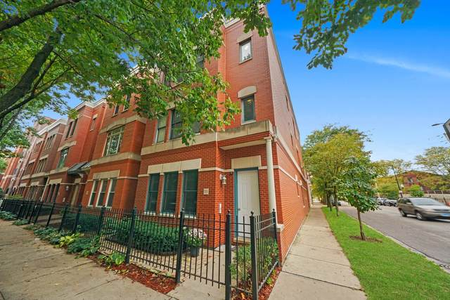 1359 W Fillmore Street A, Chicago, IL 60607 (MLS #11251160) :: Touchstone Group