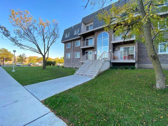 831 Mcintosh Court #306, Prospect Heights, IL 60070 (MLS #11251161) :: Touchstone Group