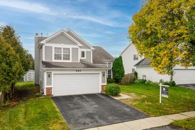 565 Cambridge Drive, Grayslake, IL 60030 (MLS #11251168) :: Littlefield Group