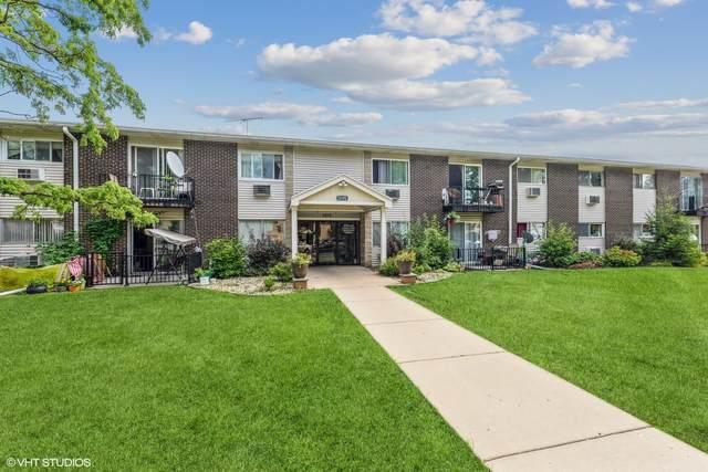 9575 Terrace Place 1-I, Des Plaines, IL 60016 (MLS #11251195) :: John Lyons Real Estate