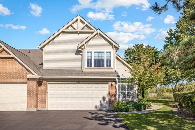 2344 County Farm Lane, Schaumburg, IL 60194 (MLS #11251218) :: Carolyn and Hillary Homes