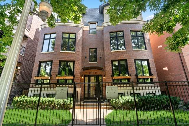 2715 N Southport Avenue 3S, Chicago, IL 60614 (MLS #11251228) :: Carolyn and Hillary Homes