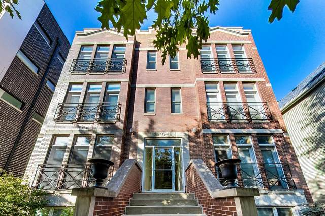 1942 N Francisco Avenue 3S, Chicago, IL 60647 (MLS #11251229) :: Touchstone Group