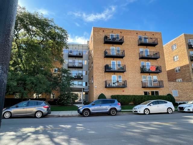 2501 W Bryn Mawr Avenue #103, Chicago, IL 60657 (MLS #11251232) :: Carolyn and Hillary Homes