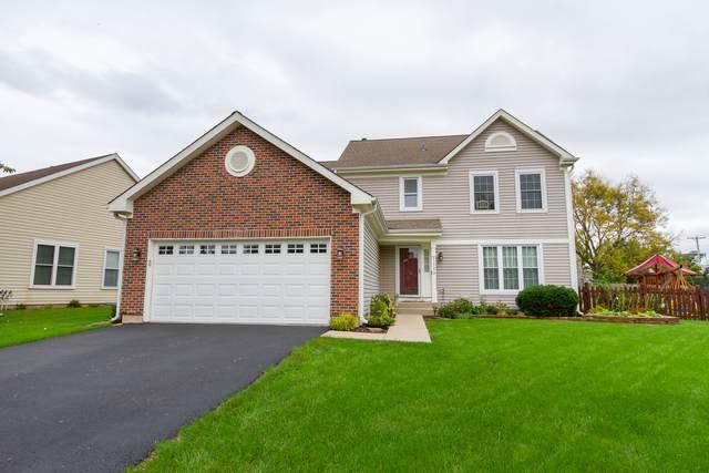 1123 Stonebridge Court, Elgin, IL 60120 (MLS #11251236) :: John Lyons Real Estate
