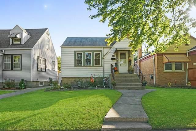 9427 S Utica Avenue, Evergreen Park, IL 60805 (MLS #11251263) :: John Lyons Real Estate
