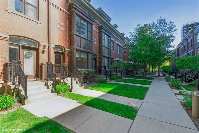 1333 S Indiana Parkway, Chicago, IL 60605 (MLS #11251265) :: Touchstone Group