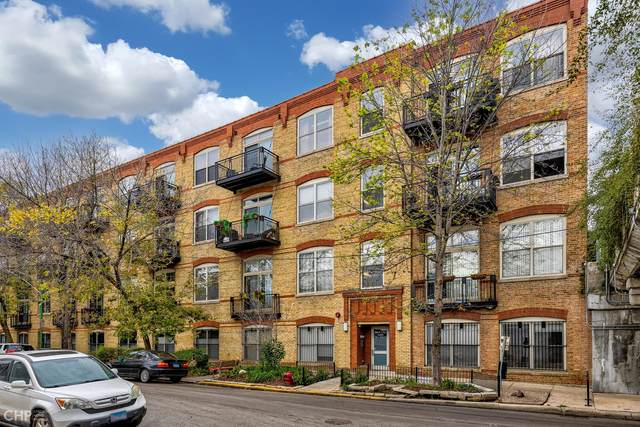 1740 N Maplewood Avenue #113, Chicago, IL 60647 (MLS #11251295) :: Carolyn and Hillary Homes