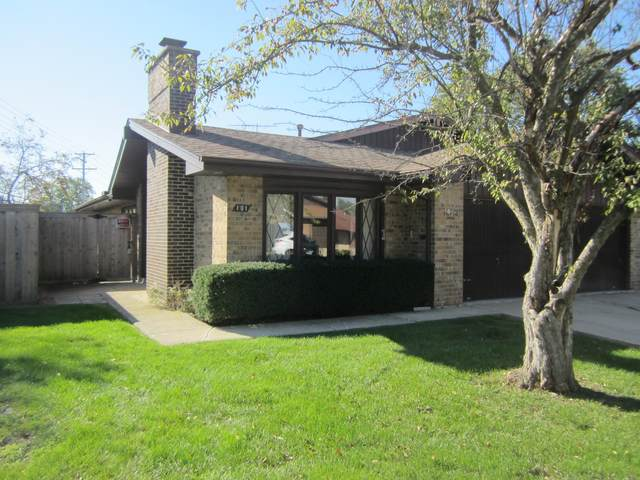 101 Innsbrook Drive, Streamwood, IL 60107 (MLS #11251303) :: The Wexler Group at Keller Williams Preferred Realty