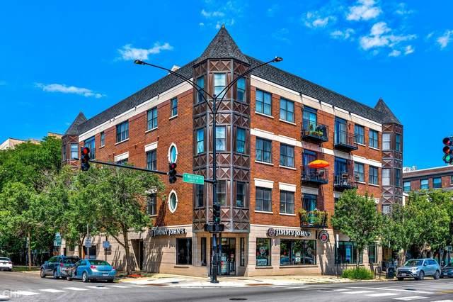 4603 N Racine Avenue #201, Chicago, IL 60640 (MLS #11251314) :: Carolyn and Hillary Homes
