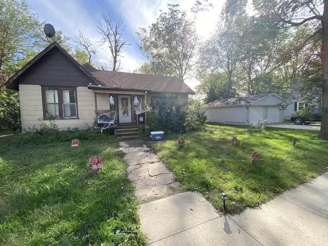 305 E Elm Street, Chatsworth, IL 60921 (MLS #11251341) :: John Lyons Real Estate