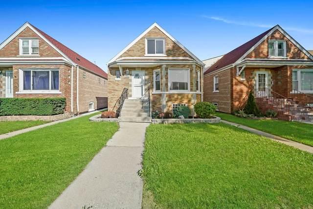 3644 W 68th Street, Chicago, IL 60629 (MLS #11251356) :: John Lyons Real Estate