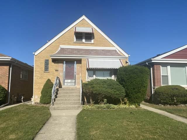 7417 N Oconto Avenue, Chicago, IL 60631 (MLS #11251395) :: Littlefield Group