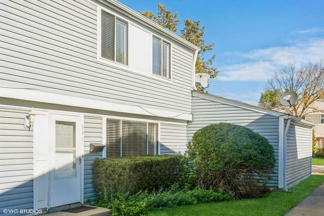 841 Oxford Place 109C, Wheeling, IL 60090 (MLS #11251422) :: Touchstone Group