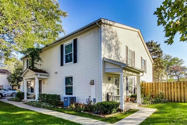 1163 E Greenbriar Lane 10B, Palatine, IL 60074 (MLS #11251426) :: Littlefield Group