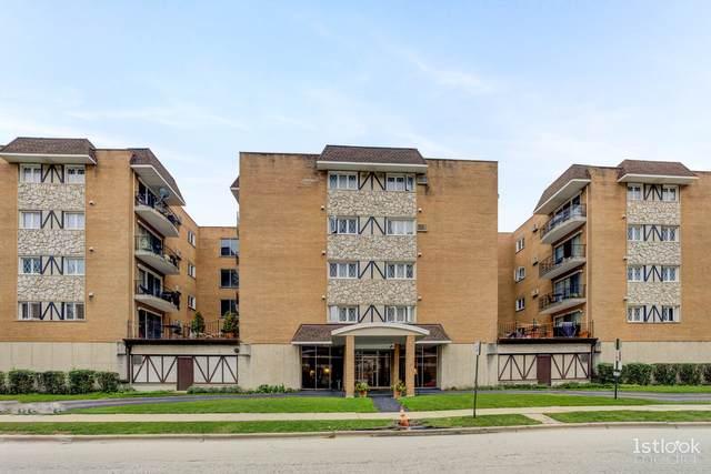 1633 River Street 5D, Des Plaines, IL 60016 (MLS #11251438) :: Ryan Dallas Real Estate