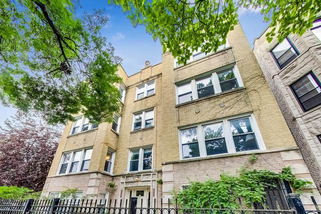 2839 W Palmer Street #1, Chicago, IL 60647 (MLS #11251441) :: Touchstone Group