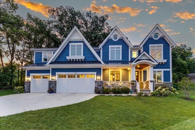 547 Fairway Court, Glen Ellyn, IL 60137 (MLS #11251446) :: John Lyons Real Estate