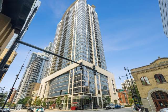 100 E 14th Street #1105, Chicago, IL 60605 (MLS #11251498) :: Touchstone Group