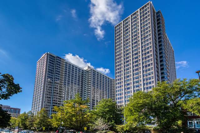 4250 N Marine Drive #1103, Chicago, IL 60613 (MLS #11251552) :: Touchstone Group