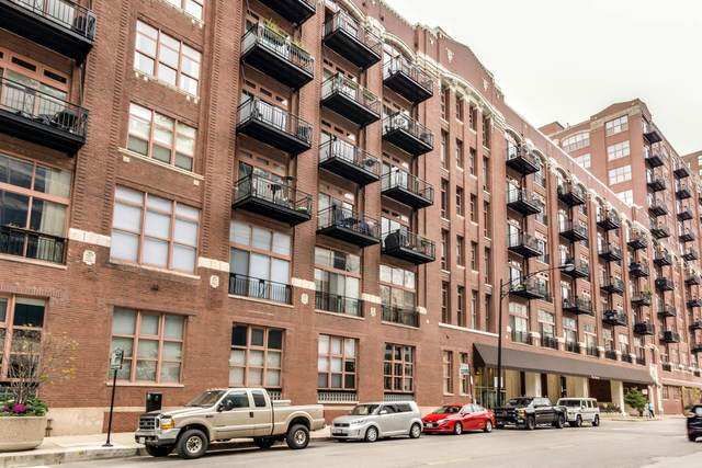 360 W Illinois Street #315, Chicago, IL 60654 (MLS #11251553) :: Carolyn and Hillary Homes
