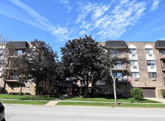 722 Graceland Avenue #206, Des Plaines, IL 60016 (MLS #11251554) :: Ryan Dallas Real Estate
