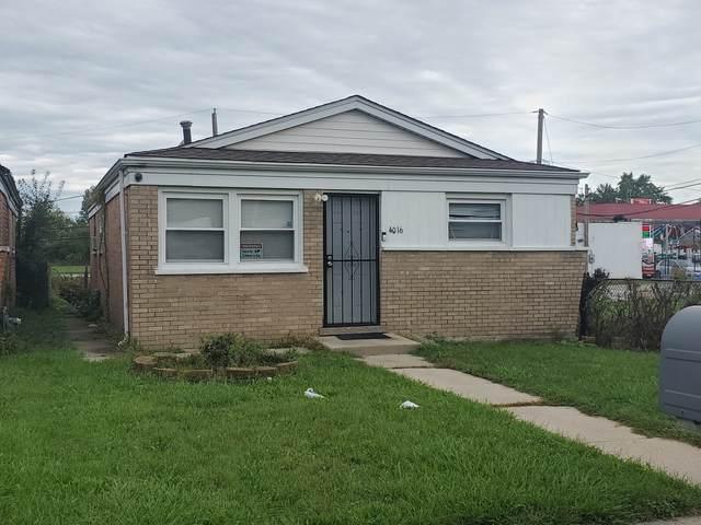 4016 W 135th Place, Robbins, IL 60472 (MLS #11251555) :: Littlefield Group