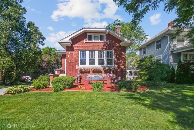 10548 S Leavitt Street, Chicago, IL 60643 (MLS #11251589) :: Ryan Dallas Real Estate