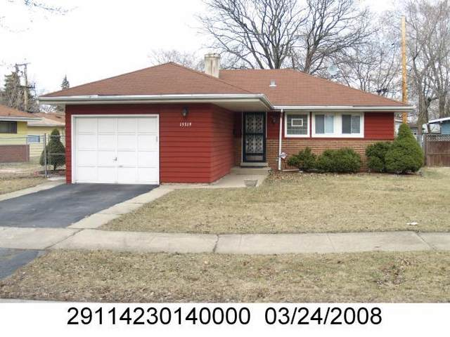 15319 Hastings Drive, Dolton, IL 60419 (MLS #11251590) :: Carolyn and Hillary Homes