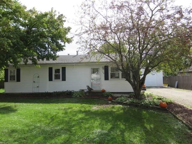 104 E Morris Street, Elwood, IL 60421 (MLS #11251598) :: John Lyons Real Estate