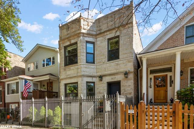 1637 N Bell Avenue, Chicago, IL 60647 (MLS #11251631) :: Carolyn and Hillary Homes