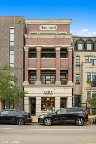 3338 N Southport Avenue #1, Chicago, IL 60657 (MLS #11251635) :: Touchstone Group