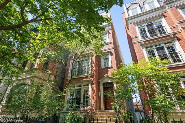 1724 N Mohawk Street #1, Chicago, IL 60614 (MLS #11251648) :: Carolyn and Hillary Homes