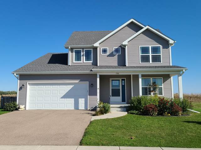 736 Prairie Pond Circle, Malta, IL 60150 (MLS #11251668) :: John Lyons Real Estate