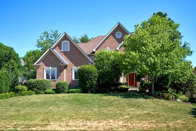11820 Willow Ridge Drive, Willow Springs, IL 60480 (MLS #11251683) :: Ryan Dallas Real Estate