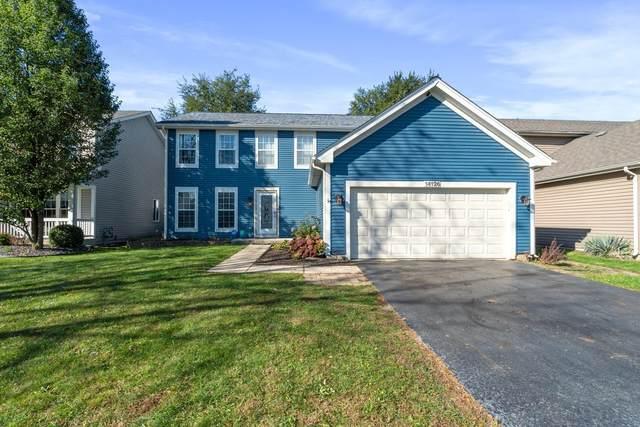 14126 S Lakeridge Drive, Plainfield, IL 60544 (MLS #11251703) :: O'Neil Property Group