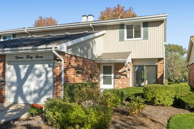 1537 Coloma Court N, Wheaton, IL 60189 (MLS #11251707) :: The Wexler Group at Keller Williams Preferred Realty