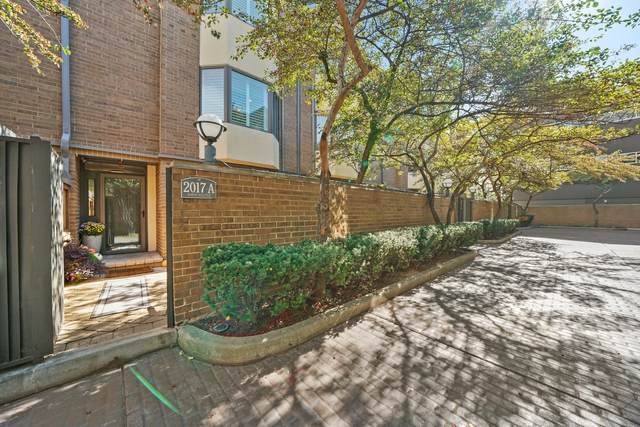 2017 N Halsted Street A, Chicago, IL 60614 (MLS #11251717) :: Carolyn and Hillary Homes