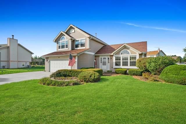 8062 Parkside Drive, Frankfort, IL 60423 (MLS #11251750) :: John Lyons Real Estate