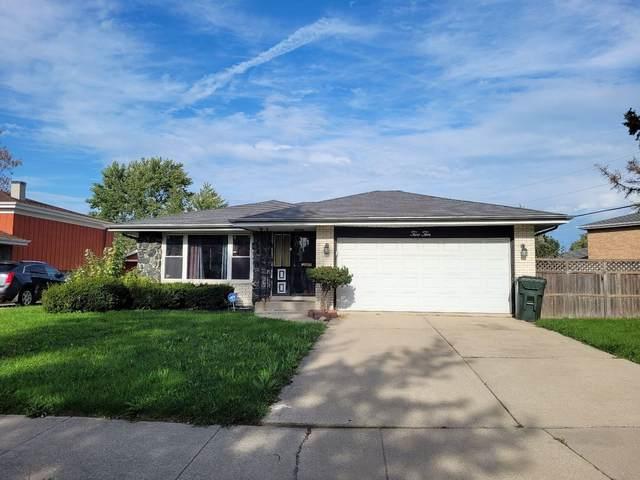 210 Riverside Drive, Dolton, IL 60419 (MLS #11251775) :: Ryan Dallas Real Estate