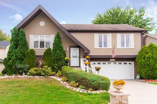 1287 Brave Court, Carol Stream, IL 60188 (MLS #11251779) :: John Lyons Real Estate