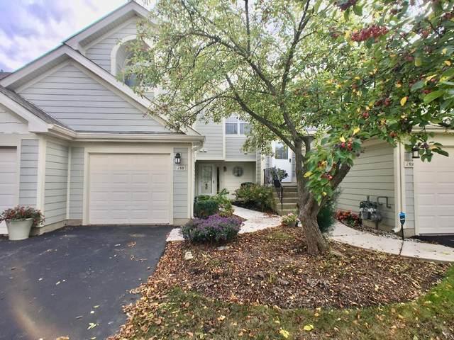 155 W Hamilton Drive, Palatine, IL 60067 (MLS #11251794) :: Jacqui Miller Homes