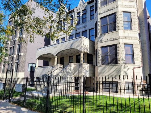 4105 S Drexel Boulevard 2SF, Chicago, IL 60653 (MLS #11251798) :: Touchstone Group