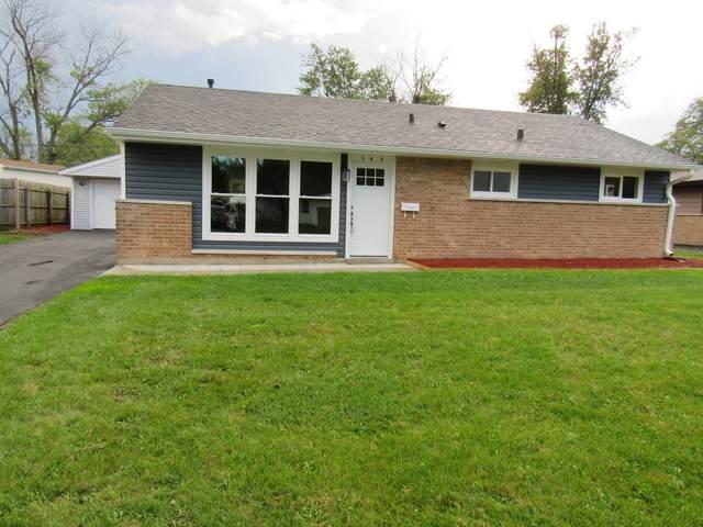 165 Shabbona Drive, Park Forest, IL 60466 (MLS #11251813) :: John Lyons Real Estate