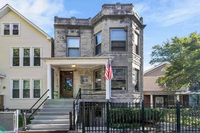 1821 N Sawyer Avenue, Chicago, IL 60647 (MLS #11251831) :: Carolyn and Hillary Homes