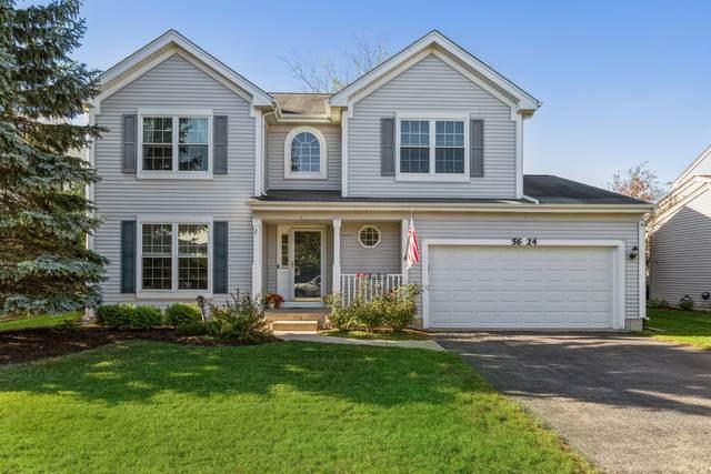 5624 Mckenzie Drive, Lake In The Hills, IL 60156 (MLS #11251851) :: Ryan Dallas Real Estate